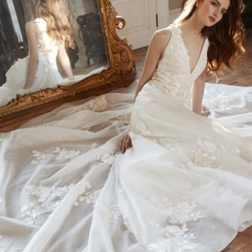 The Romantic & Luxurious Jenny Yoo Bridal Wedding Dress Collection 26