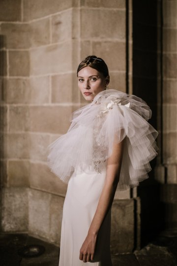 The Sexy & Embellished New YolanCris Wedding Dress Collections   Couture