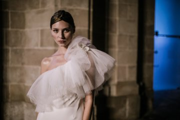 The Sexy & Embellished New YolanCris Wedding Dress Collections   Couture 6