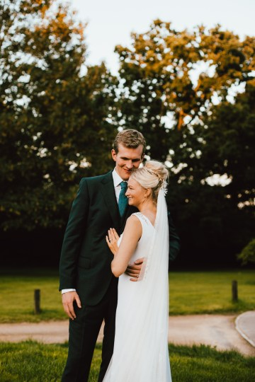 Totally Chic English Wedding With A Sweet Boat Ride   Oak & Blossom 11
