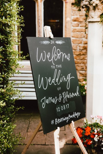 Totally Chic English Wedding With A Sweet Boat Ride   Oak & Blossom 16