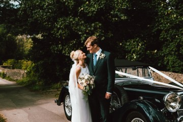 Totally Chic English Wedding With A Sweet Boat Ride   Oak & Blossom 30