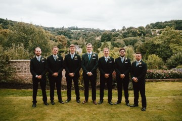 Totally Chic English Wedding With A Sweet Boat Ride   Oak & Blossom 39