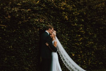 Totally Chic English Wedding With A Sweet Boat Ride   Oak & Blossom 42