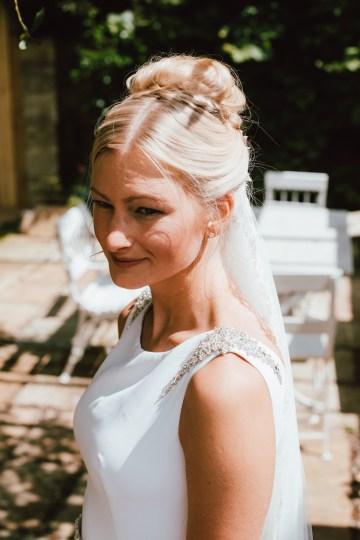 Totally Chic English Wedding With A Sweet Boat Ride   Oak & Blossom 5