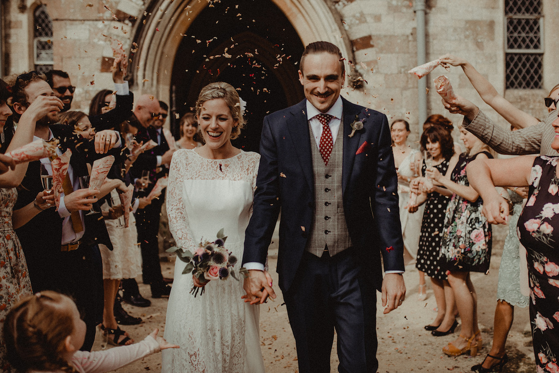 A Sweet, Labor Of Love English Wedding | Light of Wild Photography 19