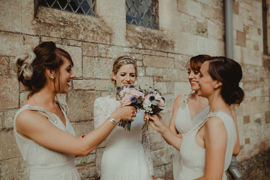 A Sweet, Labor Of Love English Wedding | Light of Wild Photography 24