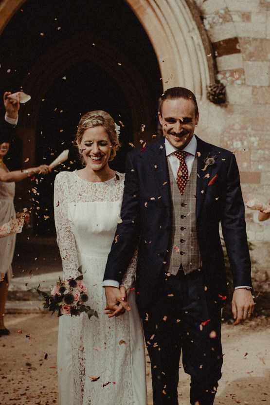A Sweet, Labor Of Love English Wedding | Light of Wild Photography 33
