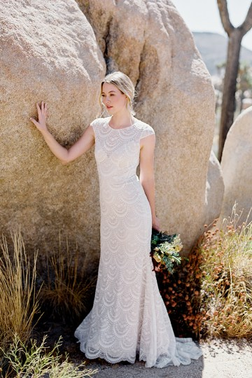 Allure Bridals' Boho Wilderly Bride Wedding Dress Collection (And Giveaway!)   Fern