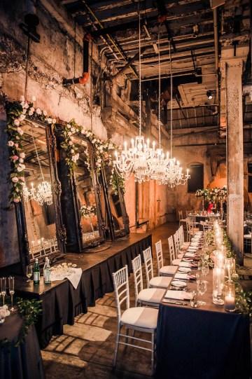 Edgy & Romantic Distillery Wedding | AGI Studio 19