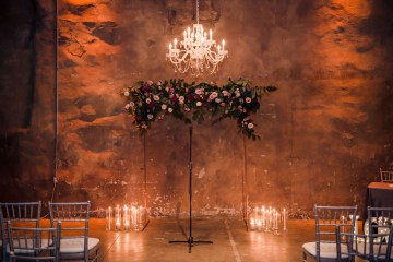 Edgy & Romantic Distillery Wedding | AGI Studio 2
