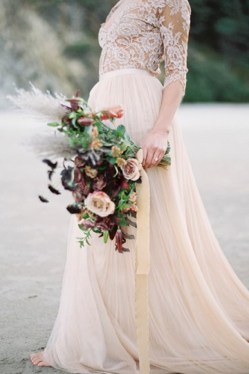 Ethereal Pacific Northwest Beachy Wedding Inspiration   Jessica Lynn Photography 5