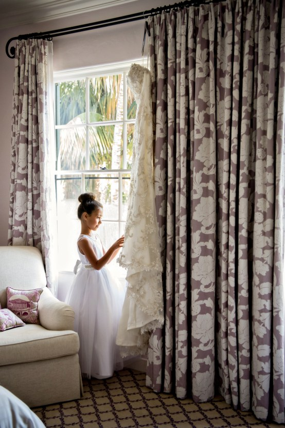 Glamorous Santa Barbara Wedding (With The Sweetest Flower Girl!) | Laurie Bailey Photo 18