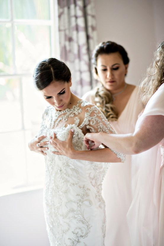 Glamorous Santa Barbara Wedding (With The Sweetest Flower Girl!) | Laurie Bailey Photo 20
