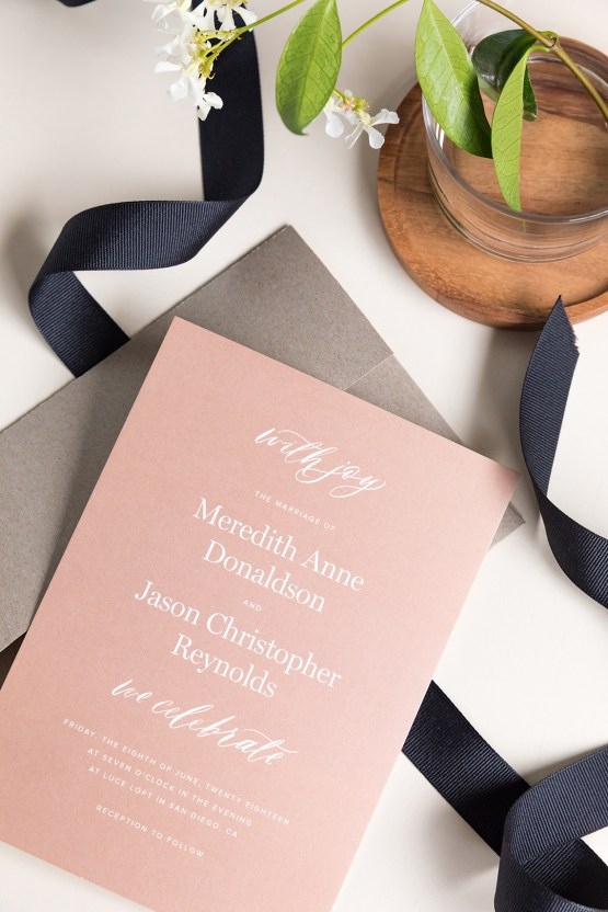 How To DIY Your Wedding Stationery – The Handy Artifact Uprising Guide 2