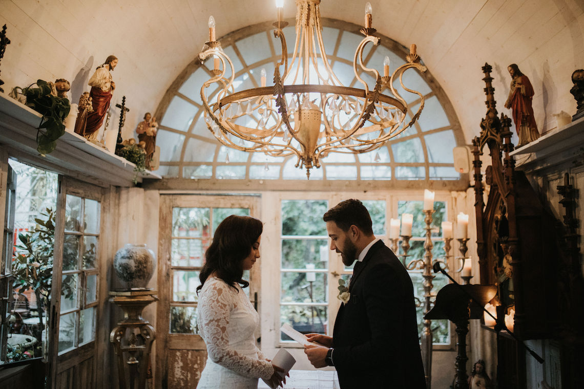 Intimate, Romantic, Vintage Chapel Wedding Film In Germany | Iluminen Photography 4