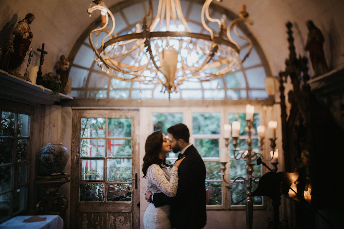 Intimate, Romantic, Vintage Chapel Wedding Film In Germany | Iluminen Photography 5