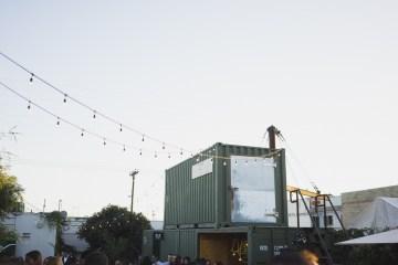 Modern Hip Taco Wedding In A Funky Gallery Venue | Claire Eliza 39