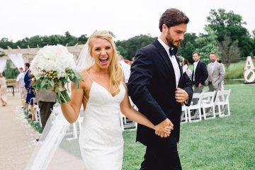 Relaxed Virginia Winery Wedding | Alison Leigh Photography 27