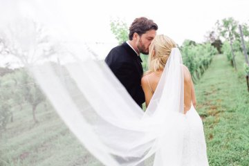 Relaxed Virginia Winery Wedding | Alison Leigh Photography 32
