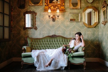 Romantic, Spanish, Hemingway Inspired Wedding Style | All in Love Design by Anna Lisa | Scott Sikora 1