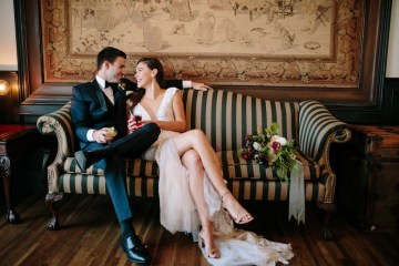 Romantic, Spanish, Hemingway Inspired Wedding Style | All in Love Design by Anna Lisa | Scott Sikora 14