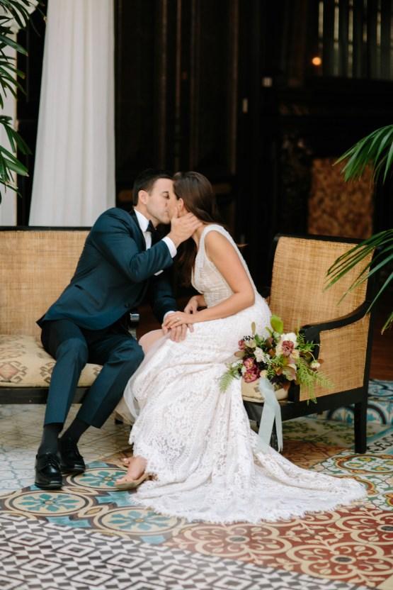 Romantic, Spanish, Hemingway Inspired Wedding Style   All in Love Design by Anna Lisa   Scott Sikora 26