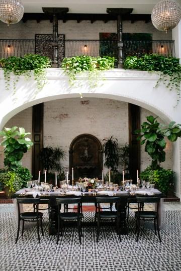 Romantic, Spanish, Hemingway Inspired Wedding Style | All in Love Design by Anna Lisa | Scott Sikora 39