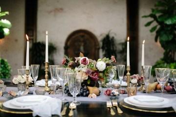 Romantic, Spanish, Hemingway Inspired Wedding Style | All in Love Design by Anna Lisa | Scott Sikora 4