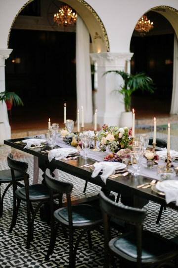 Romantic, Spanish, Hemingway Inspired Wedding Style | All in Love Design by Anna Lisa | Scott Sikora 42