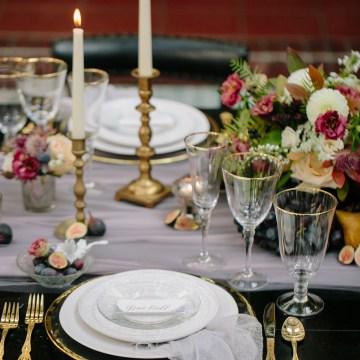 Romantic, Spanish, Hemingway Inspired Wedding Style   All in Love Design by Anna Lisa   Scott Sikora 45