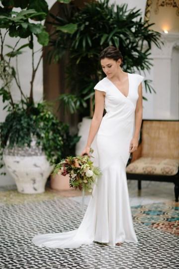 Romantic, Spanish, Hemingway Inspired Wedding Style | All in Love Design by Anna Lisa | Scott Sikora 65