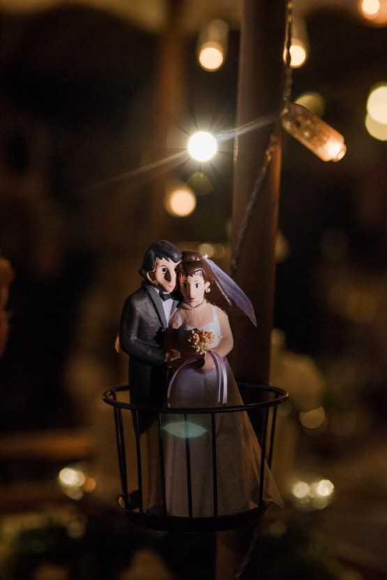 Rustic Barcelona Wedding Featuring Chic Bridal Separates | Visual Foto 39