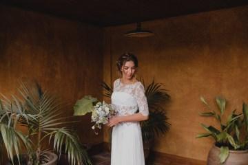Rustic Barcelona Wedding Featuring Chic Bridal Separates | Visual Foto 6