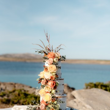 Shipwrecked; Seaside Elopement Inspiration From Sardinia | Valeria Mameli 2