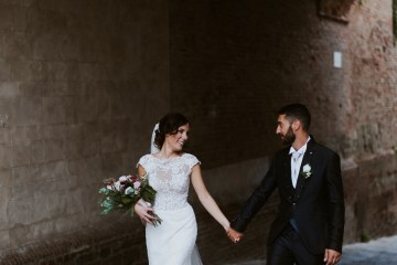 Simple & Elegant Cathedral Wedding in Italy | Silvia Galora 9