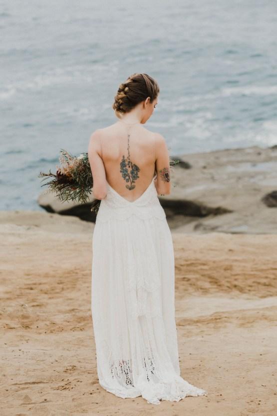 Southwestern Styled Beachy Wedding Ideas | Flourish | Madeline Barr Photo 26