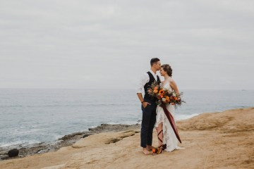 Southwestern Styled Beachy Wedding Ideas | Flourish | Madeline Barr Photo 5