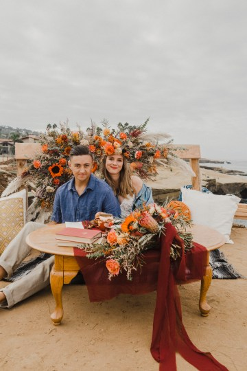 Southwestern Styled Beachy Wedding Ideas | Flourish | Madeline Barr Photo 50