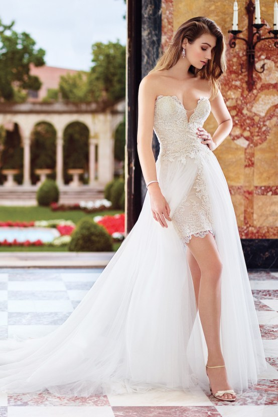 The Best Wedding Dresses For Your Zodiac Sign From Mon Cheri Bridals Martin Thornburg | Lyra