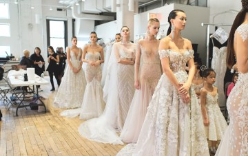 Best Of Bridal Fashion Week: Berta S/S 2019 Wedding Dress Collection