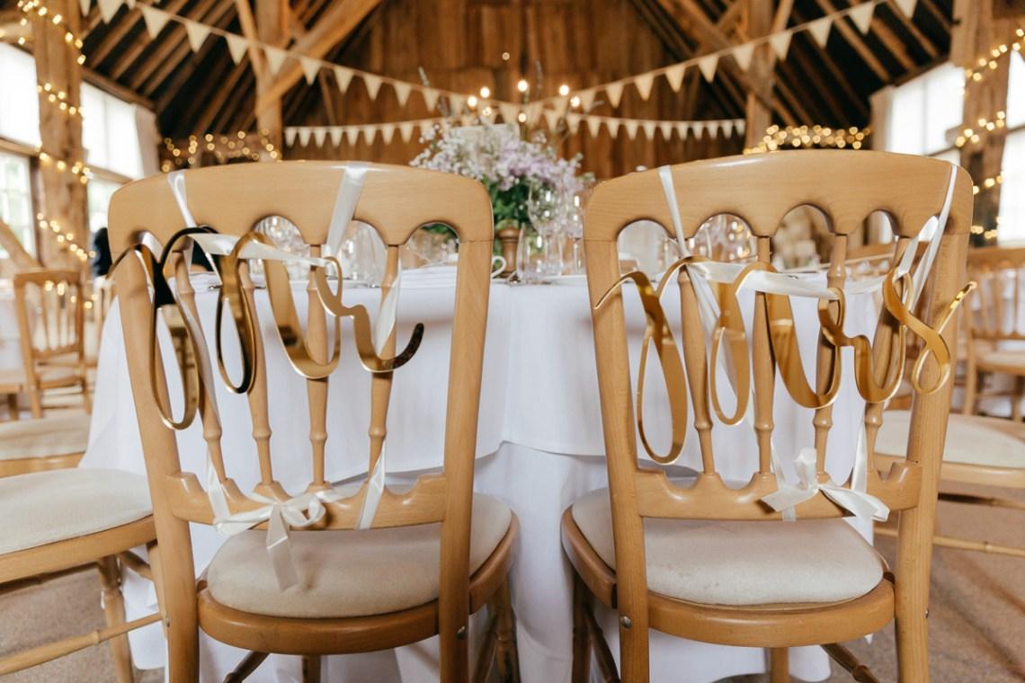 Charming & Personal Clock Barn Wedding | Amber Marie Photography 11