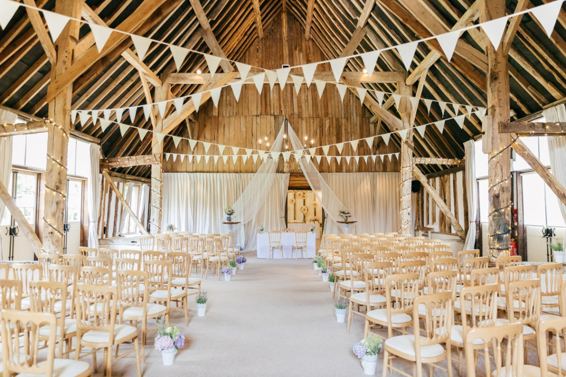 Charming & Personal Clock Barn Wedding | Amber Marie Photography 3