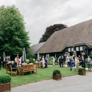 Charming & Personal Clock Barn Wedding | Amber Marie Photography 5