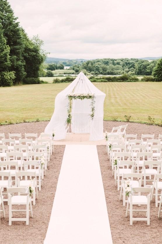Glamorous French Chateau Wedding | Christina Sarah Photography 14
