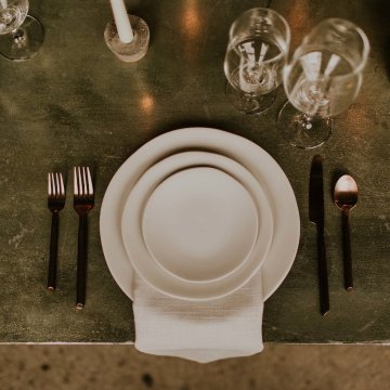 Industrial Cool Meats Winery Warmth; Candlelit Wedding Ideas | The Gifford Collective | Genesis Geiger 39