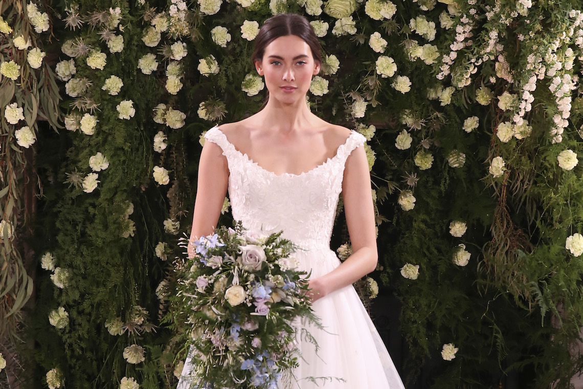 Tina Valerdi 2019 Wedding Dresses: Jenny Packham Wows At London Bridal Week