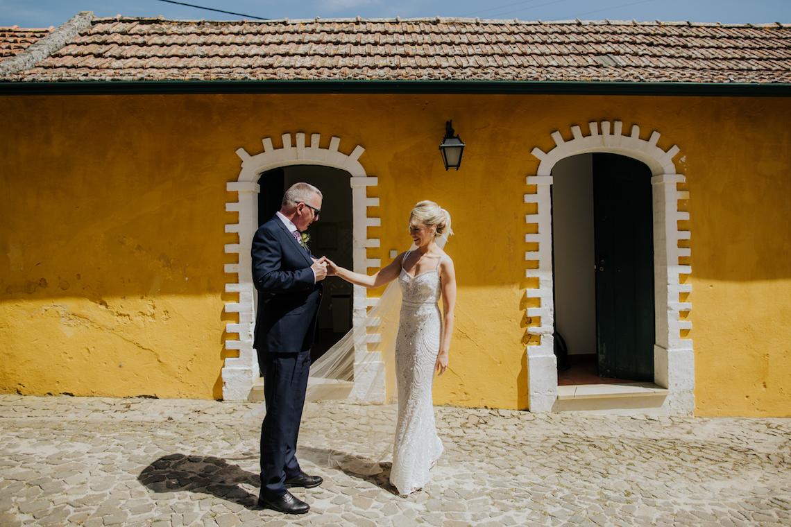 Joyful & Vibrant Lisbon Wedding Film | The Framers 1