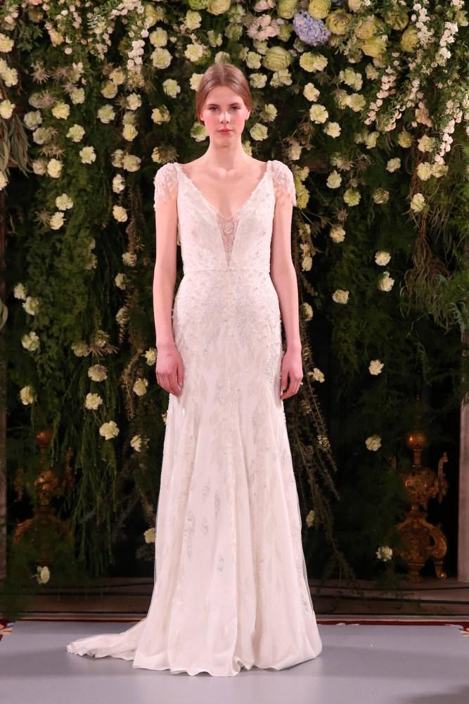 Jenny Packham Wows At London Bridal Week