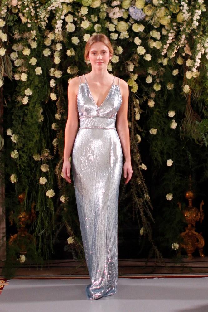 0316cfd1a341 Jenny Packham wows at London Bridal Week
